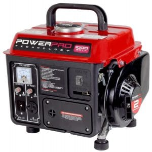PowerPro 56101 Home Depot Generators, 900 Running Watts/1000 Starting Watts