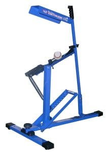 Louisville Slugger UPM 45 Blue Flame Pitching Machine, Best Pitching Machines