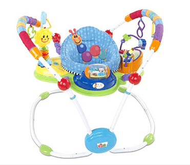 Baby Einstein Musical Motion Activity Jumper, Baby Einstein jumper