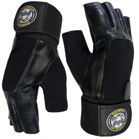 US Muscle Division, Weight Lifting Gloves