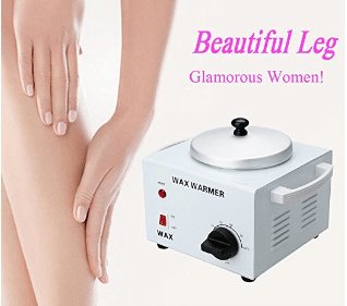 Anself 110V Wax Warmer Depilatory Hair Removal Paraffin Waxing Heater Machine