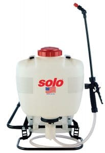 Solo 425 4-Gallon Professional Piston Backpack Sprayer