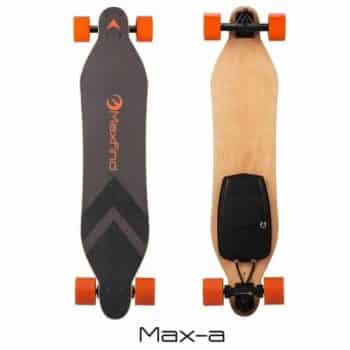 Maxfind New Design Dual Motor Electric Skateboard