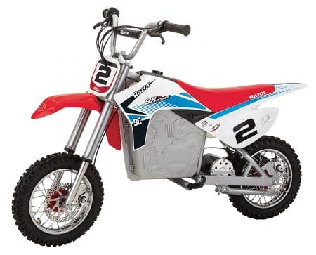 Razor SX500 McGrath Dirt Rocket Electric Motocross Bike
