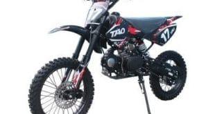 DB17 125cc Dirt Bike for Kids Cheap Dirt Bikes for Sale Red