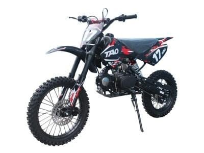 DB17 125cc Dirt Bike for Kids Cheap Dirt Bikes for Sale Red
