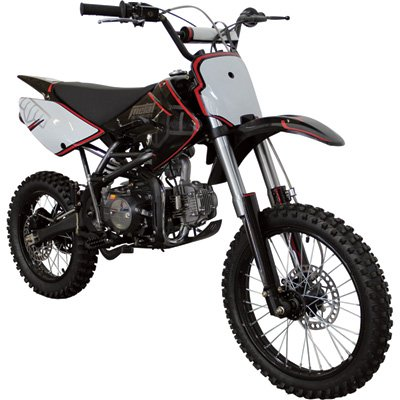 dirt bike, 125cc Dirt Bike