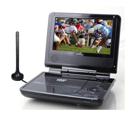 coby portable dvd player with tv tuner manual