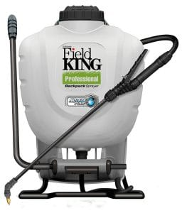 Field King Professional 190328 No Leak Pump Backpack Sprayer