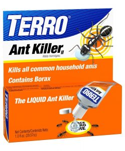 TERRO T100-12 Liquid Ant Killer, 1 oz