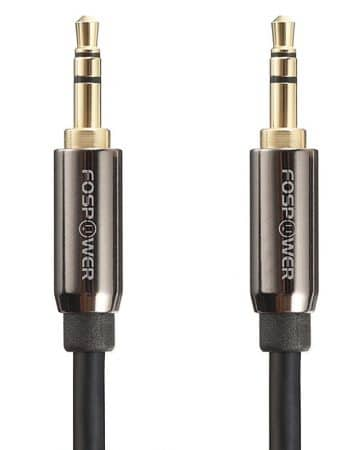 FosPower, Audio Cable (15 FT)