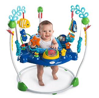 Baby Einstein Neptune's Ocean Discovery Jumper - Baby Einstein jumper