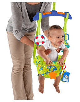 Baby Einstein Sea and Discover Door Jumper, Baby Einstein jumper
