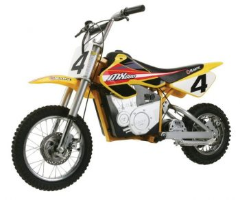 Razor MX650 Rocket Electric Motocross Bike
