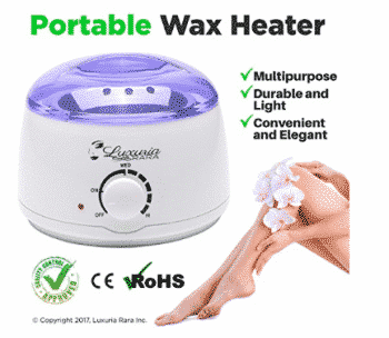 Wax Warmer Melting Pot Electric Hot Wax