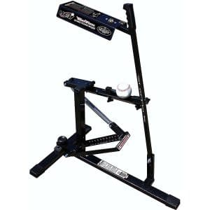 Louisville Slugger Upm 50 Black Flame Pitching Machine, Pitching Machines
