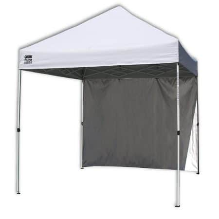 Quik Shade Commercial C100 10'x10' Instant Canopy with Wall Panel