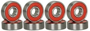 CJESLNA Abec 9 Precision 608 Bearings Skateboard