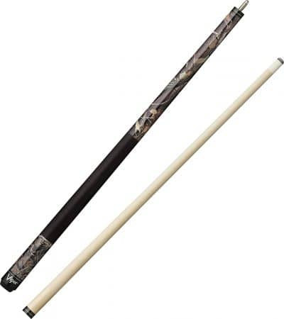 "Viper Junior 48"" 2-Piece Billiard/Pool Cue, 16 Ounce"