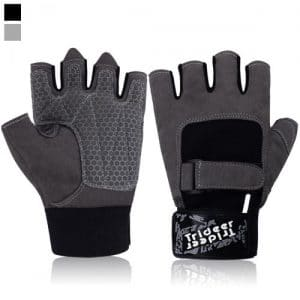 Trideer Ultralight Weight Lifting Gym Gloves