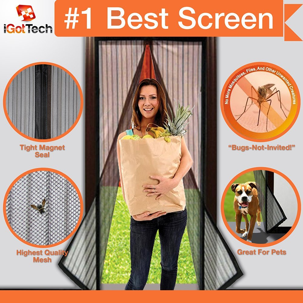 Best Magnetic Screen Doors Review Oct 2018 A Complete Guide