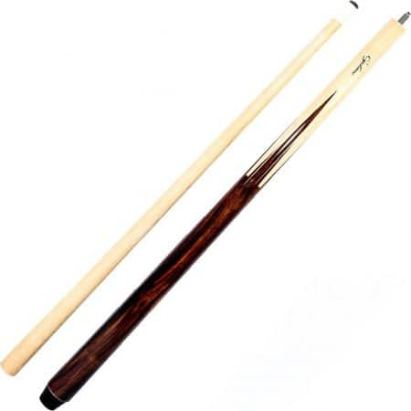 Imperial Premier Cyclone 2-Piece Hard Rock Maple Billiard/Pool House Cue, Sneaky Pete