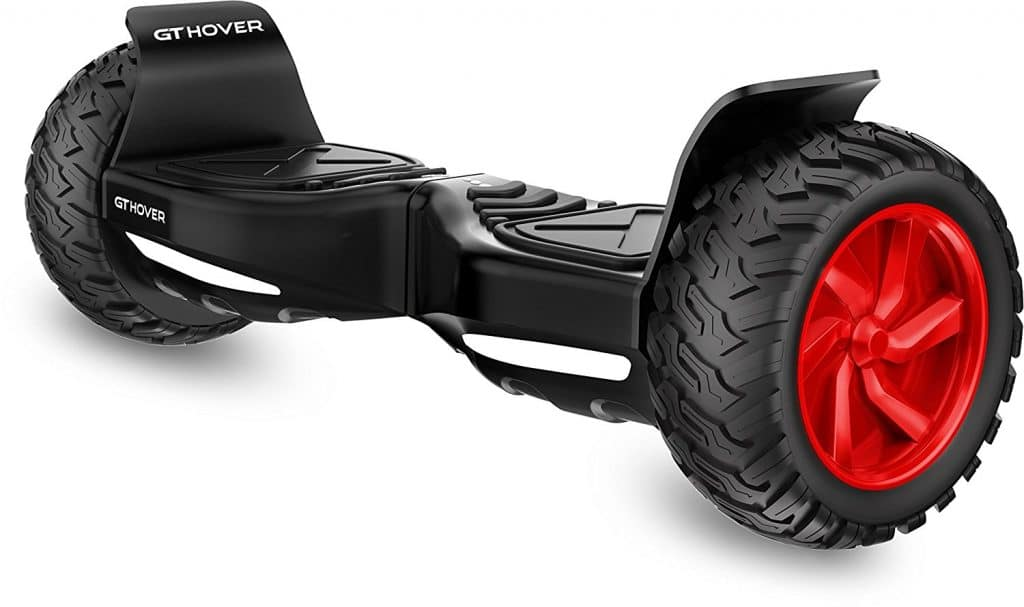 "Official GT Hover GT8 Hoverboard 8.5"" All-Terrain"