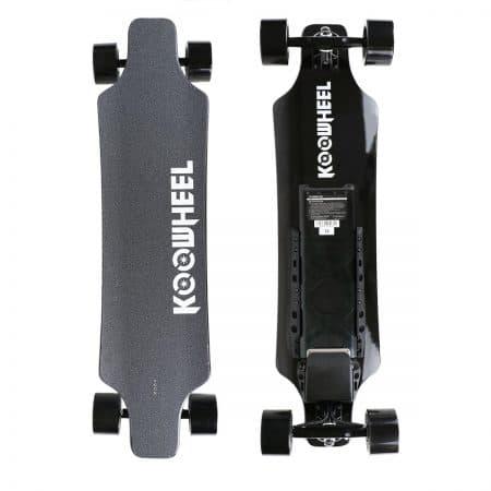KooWheel D3M Onyx Edition Electric Skateboard