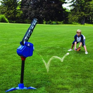 Franklin Sports MLB Super Star Batter & Fielder Multi Function 4 in 1 Pitching Machine
