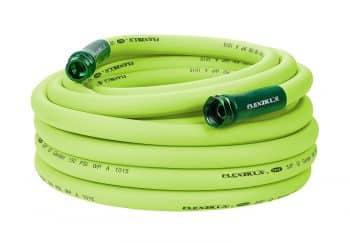 Flexzilla Garden Hose, 5/8 in. x 50 ft., Heavy Duty, Lightweight, Drinking Water Safe - HFZG550YW