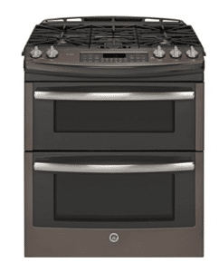 "GE Profile PGS950EEFES 30"" Profile Series Slide-in Gas Range with Sealed Burner Cooktop"