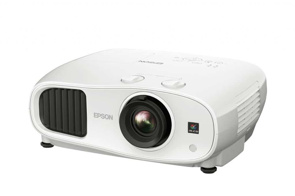 Epson Home Cinema 3100 1080p 3LCD Home Theater Projector