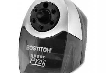 Top 14 Best Electric Pencil Sharpeners in 2021 Reviews – Buyer's Guide