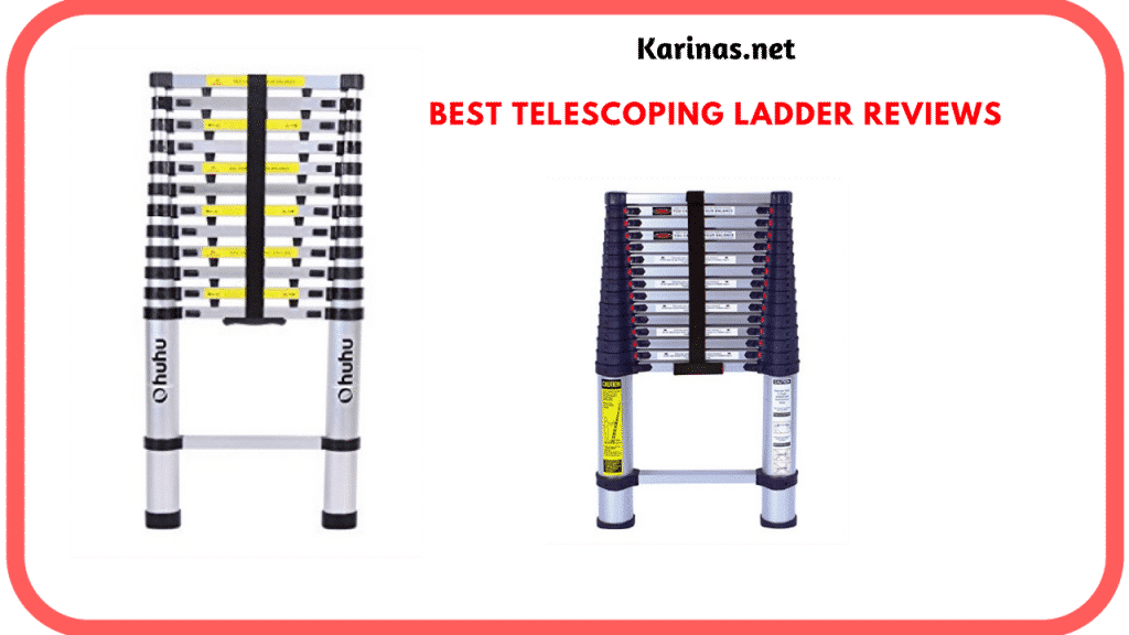Top 5 Best Telescoping Ladders 2017 Buyer S Guide