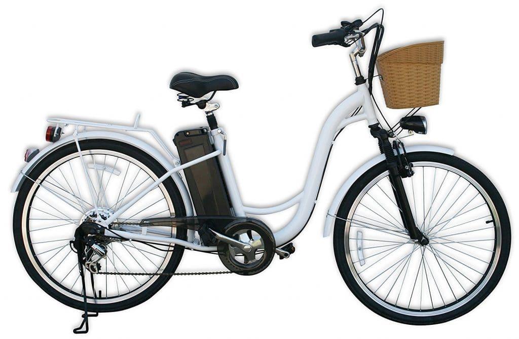 "Watseka XP Cargo-Electric Bicycle-26""-6 speed-Adult/Young Adult-Black"