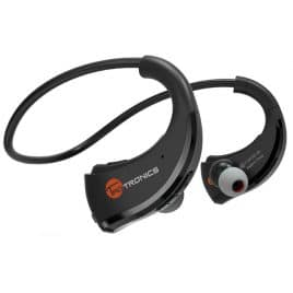 Waterproof Bluetooth Headphones, TaoTronics Wireless In-Ear Earbuds with Microphone