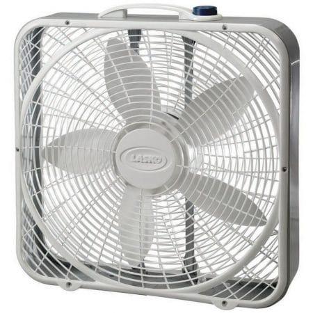 Lasko #3723 20-Inch Premium Box Fan 3-SPEED 2-Pack