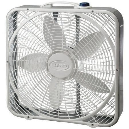 Lasko #3723 20-Inch Premium Box Fan 3-SPEED 3-Pack
