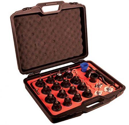 FJC 43645 Radiator and Radiator Cap Pressure Test Kit