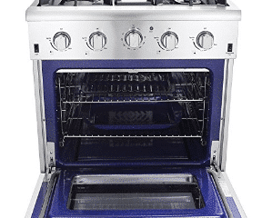 Top 10 Best Gas Ranges in 2018 – Buyer's Guide