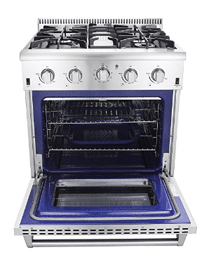 top 10 best gas ranges review march 2019 a complete guide. Black Bedroom Furniture Sets. Home Design Ideas