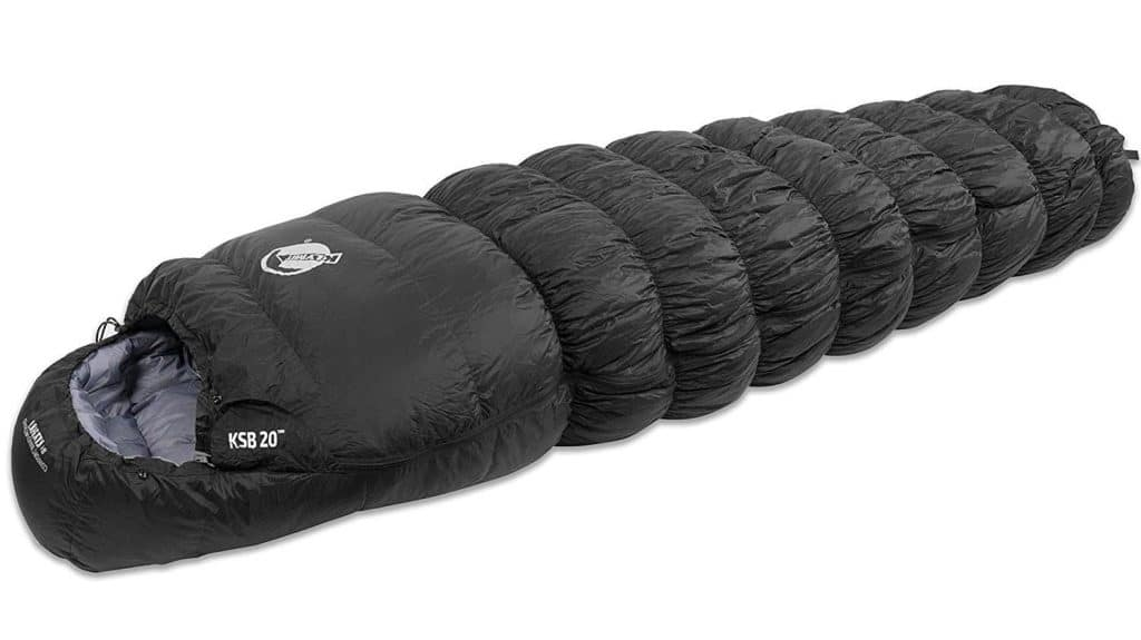 Klymit, KSB 20 Down Sleeping Bag