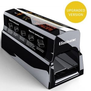 Eliminator Robust Electronic Rat and Rodent Trap - Eliminate Rats