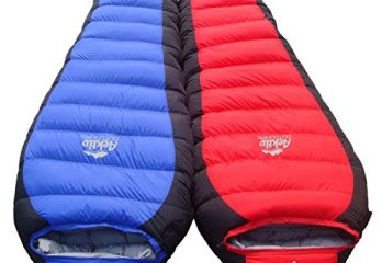 Top 10 Best Sleeping Bags in 2018
