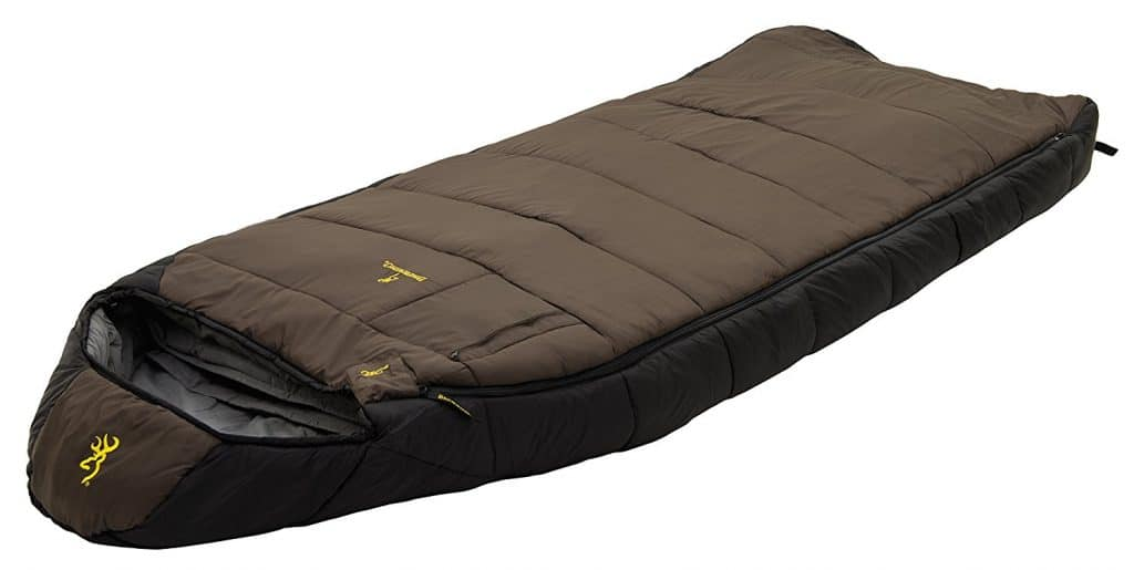Browning Camping McKinley 0 Degree Sleeping Bag