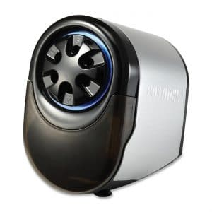 Bostitch Office, Bostitch Antimicrobial QuietSharp Glow Classroom Electric Pencil Sharpener