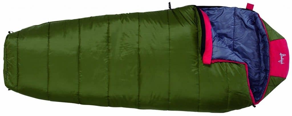 Slumberjack, Big Scout 30 Degree Kids Sleeping Bag