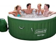 Top 10 Best Inflatable Hot Tubs 2018 Review – Buyer's Guide