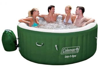 Top 10 Best Inflatable Hot Tubs 2018 – Buyer's Guide
