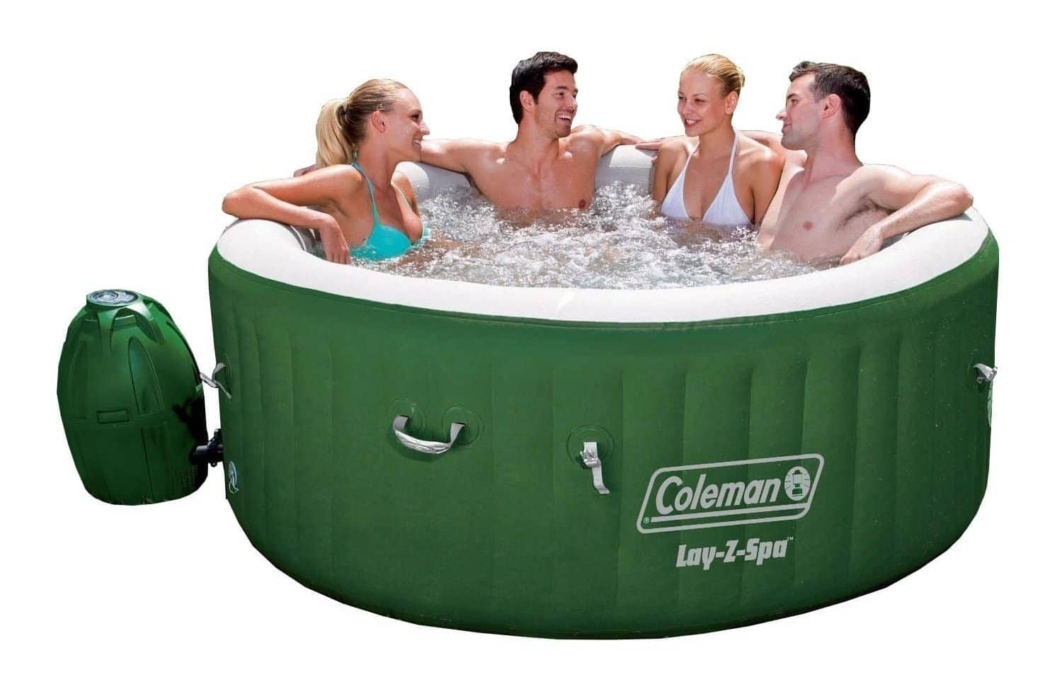 Best Inflatable Hot Tubs Review November 2018 A